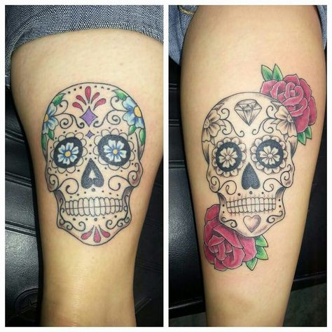 Tattoo done by Jacob Pinkney