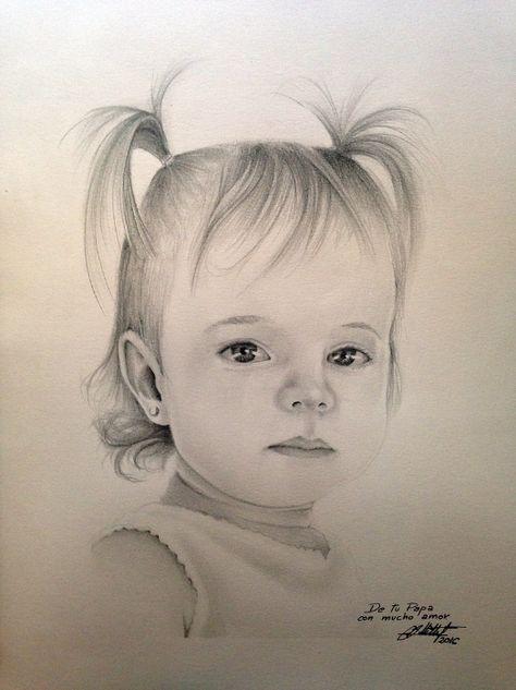 Bildergebnis Für Cara De Bebe Dibujo A Lapiz Pinturas Pinterest