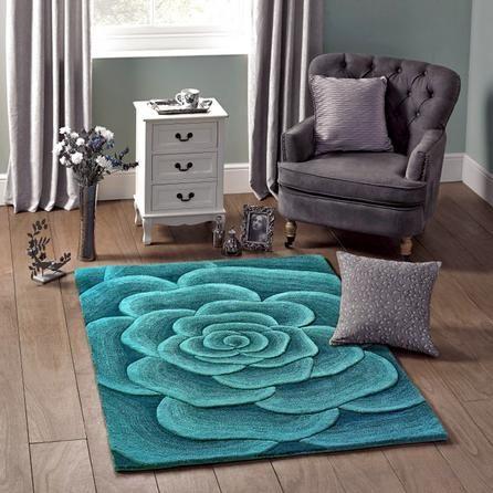 Utopia 3D Wool Rug   Dunelm £349 200x290   Bedroom   Pinterest   Wool Rugs,  Wool And Rugs