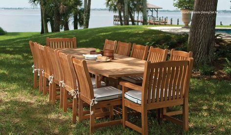 teak furniture outdoor indoor garden patio furniture rh pinterest ru