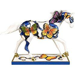ENESCO THE TRAIL OF PAINTED PONIES HORSE PLAY 4027291*