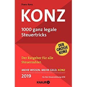Konz 1000 Ganz Legale Steuertricks Steuererklarung Tipps Tricks Geld Verdienen Im Internet