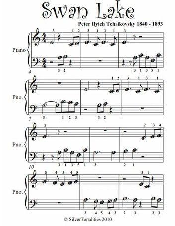 Beginner Sheet Music For Piano Musicsheet Musicnotes Music