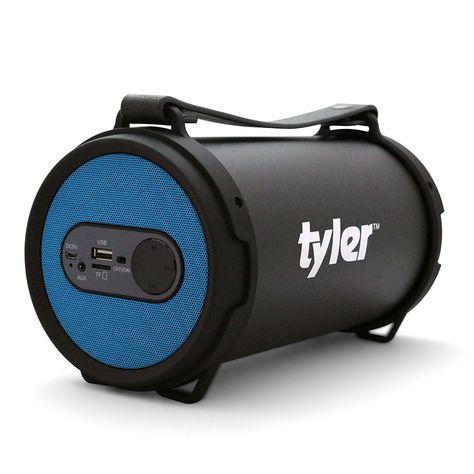 Portable Bluetooth Indoor Outdoor 2.1 Hi-Fi Cylinder Loud Speaker Bocina Sound