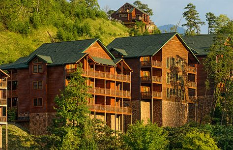 Adjacent to the National Park, Westgate Smoky Mountain Resort & Spa offers spacious rooms, epic views, an indoor water park, full-service spa, fitness center & more.