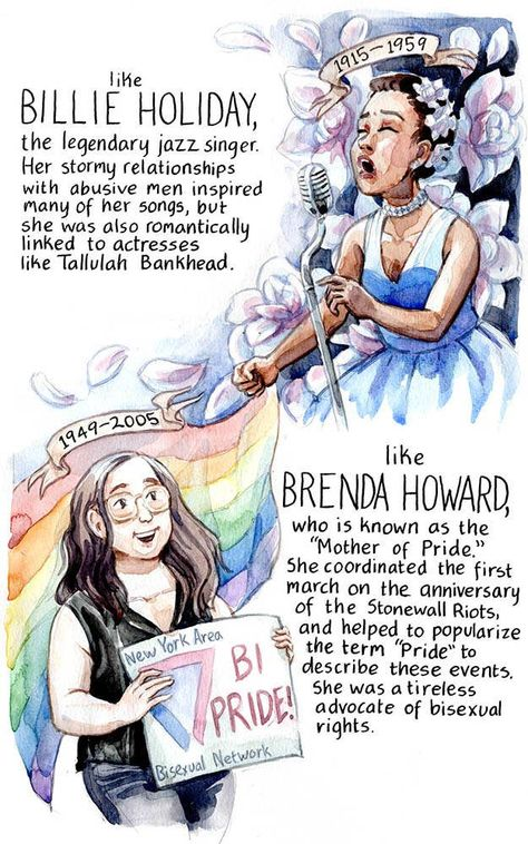Badass Bisexual Women In History You Should Know