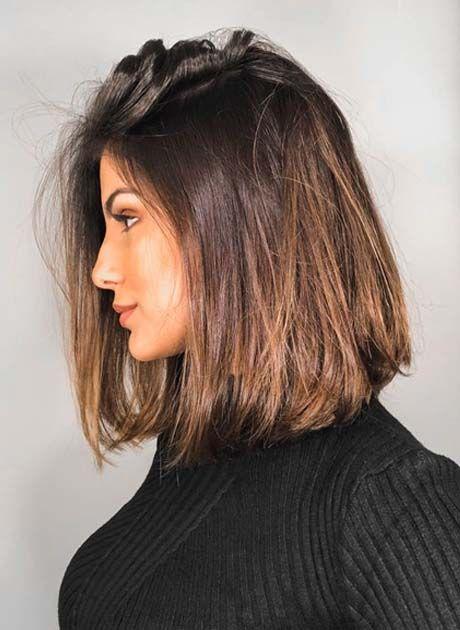 Bob Hairstyles Ideas 2018 2019 زهرا Medium Hair Styles Hair
