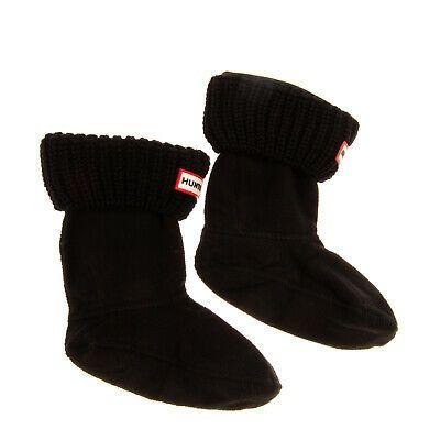 Sponsored Ebay Hunter Fleece Boot Socks Size M Uk 10 12 Eu 28 31 Knitted Cuff Rubber Logo Boys Dress Socks