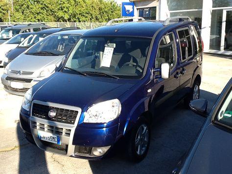 #Fiat #Doblò 1300 multijet malibù 2008 km.125000 $8500 #occasioni #usato #jesi