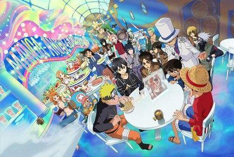 300 Pieces Dragon Balls Naruto Cartoon Jigsaw Puzzle - Naruto