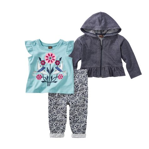 Holiday Time Infant /& Toddler Girls Black Sparkle /& Shine Sleep Set Pajamas