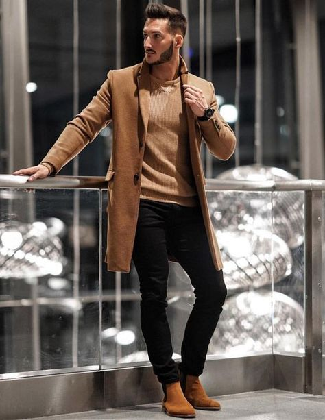 Men winter fashion 405324035215512617 - Source by Winter Outfits Men, Stylish Mens Outfits, Casual Outfits, Men Winter Fashion, Guy Outfits, Mens Winter, Simple Outfits, Smart Casual Men, Latest Mens Fashion