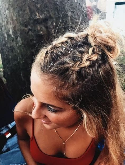 Pin On How To Grow Long Hair Like A Vsco Girl