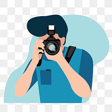 Koncepciya Vektornye Illyustracii Fotografa Vid Speredi Ploskij Multfilm Dizajn Lichnyj Klipart Fotografiya Strelba Png I Vektor Png Dlya Besplatnoj Zagruzki In 2021 Photographer Design Cartoon Design Vector Illustration