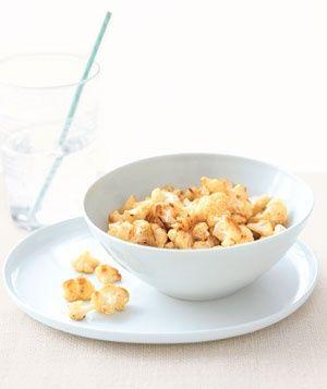 """PALOMITAS"" DE COLIFLOR (Cauliflower 'popcorn')"