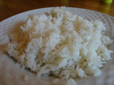 Coconut Jasmine Rice , Kelli's Notes:  Sweet and tasty. Perfect with my Asian BBQ Chicken! :)