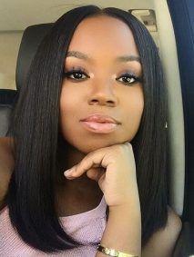 Shoulder Length Sew In Weave Hairstyles In 2019 Wig
