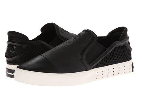 adidas Y 3 by Yohji Yamamoto Y 3 Laver Slip On | Yohji