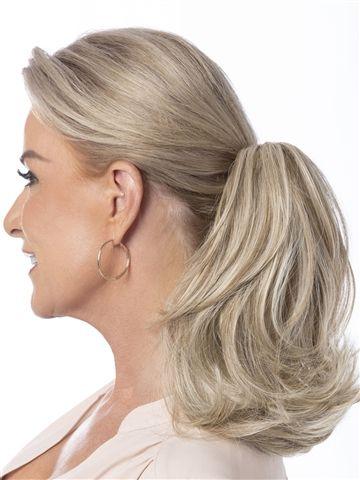Layered Flip Pony HF Hairpiece by Toni Brattin