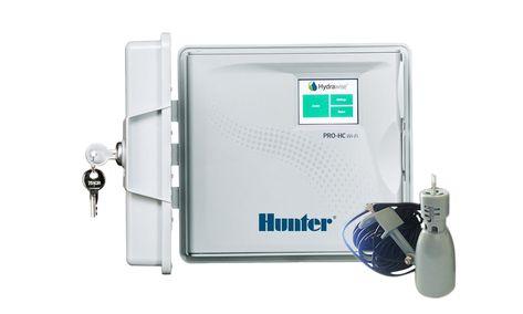 Hunter Hydrawise Pro Hc Wifi Irrigation Outdoor Controller 12 Zone Free Rain Sensor Wifi Irrigation Irrigation Controller
