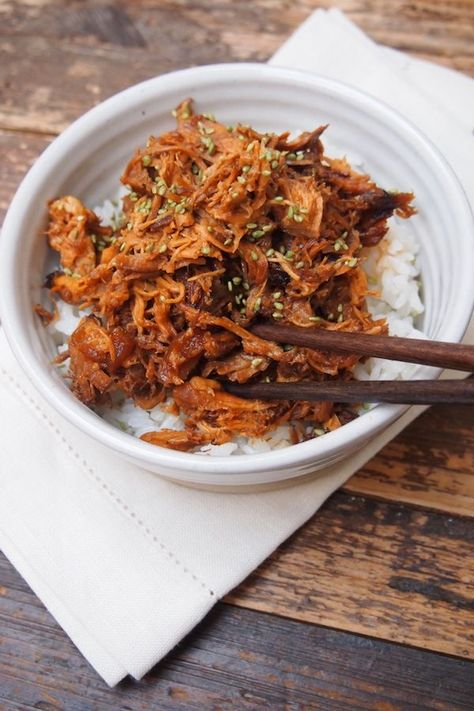 Le poulet teriyaki merveilleux (ultra facile) paris dans ma cuisine