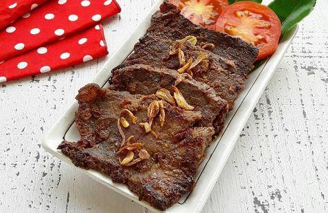 Resep Empal Gepuk Daging Sapi Bandung Khas Sunda Resep Masakan Resep Resep Masakan Indonesia