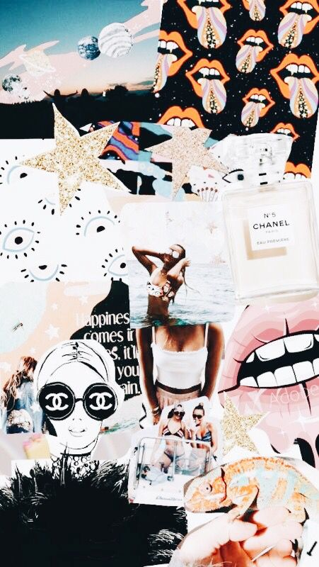 72 Best A R T S Y Images Aesthetic Collage Collage Background