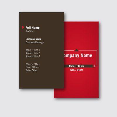 Graphic Design Standard Business Cards Templates Designs Page 4 Vistaprint Card Templates Vistaprint Company Names