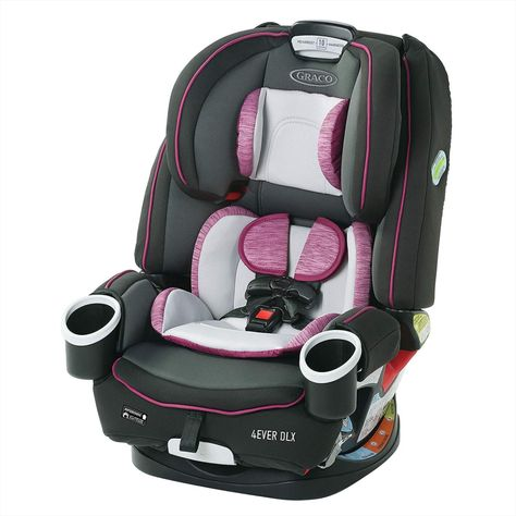 Graco 4ever Dlx 4 In 1 Car Seat Infant To Toddler Car Seat With 10 Years Of Use Best Convertible Car Seat Baby Car Seats Car Seats