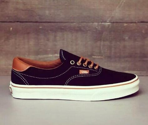 7ccf800bee Navy Bleach Washed Vans Authentic by BStreetShoes on Etsy