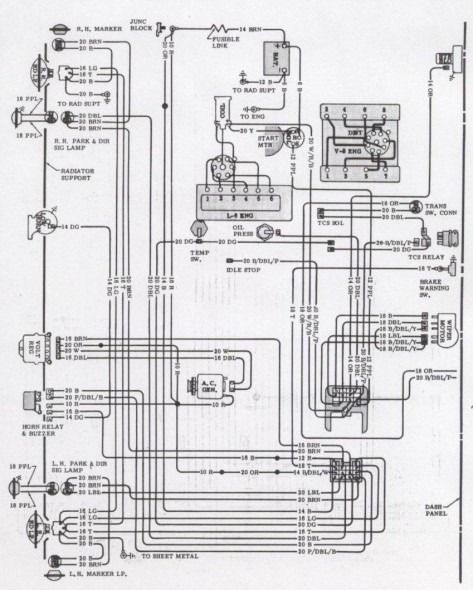 68 Camaro Tail Light Wiring Diagram Warn X8000i Wiring Diagram Fuses Boxs Citroen Wirings4 Jeanjaures37 Fr