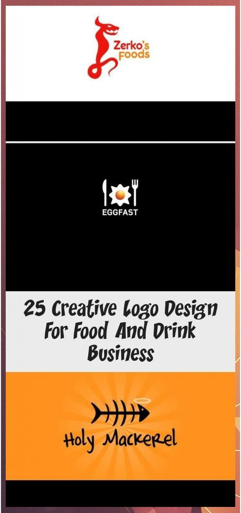 25 Creative Logo Design For Food And Drink Business - Pinokyo #Business #Creative #Design #drink #Food #Logo #Pinokyo