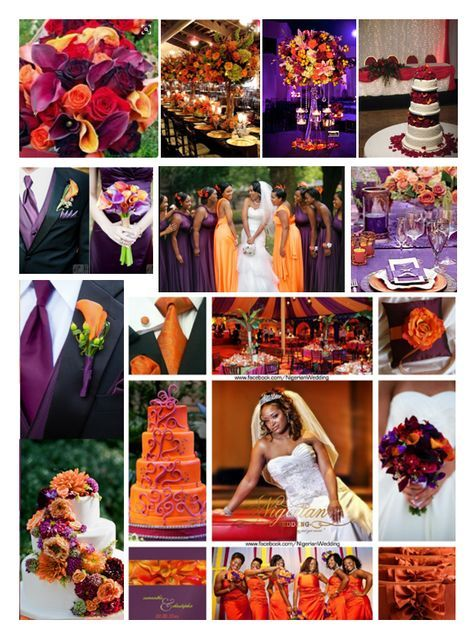 33 Ideas For Wedding Colors 2019 September Fall Wedding Colors