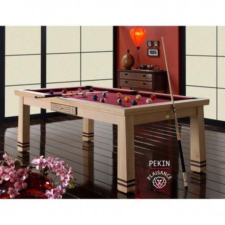 Pekin Billard Table Convertible Table De Billard