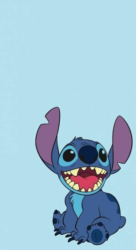 61 Trendy Wall Paper Iphone Disney Stitch Wall With Images