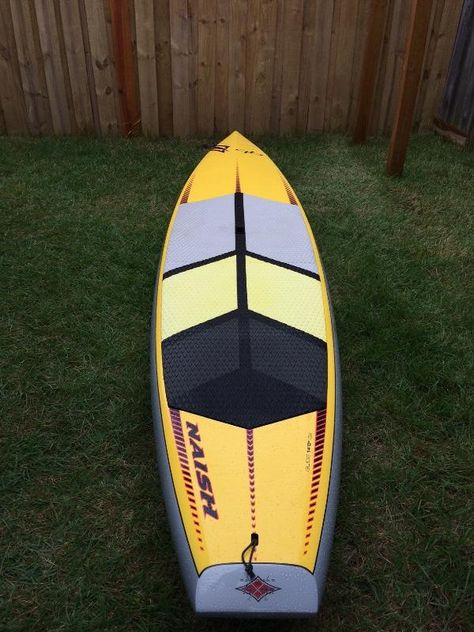"Used Naish glide for sale on the Mullet http://bit.ly/1nQGxkg $1900 14 feet by 29 1/4"" wide. In perfect condition. In Florida"