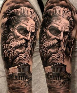 Tattoos Ideias Para Amantes Da Arte Da Tatuagem Zeus Tattoo Ideias De Tatuagem Tatuagem Grega Tatuagem Tatuagem Deusa Grega Discover the electrifying wrath of the ancient god zeus with these top 79 best zeus tattoo designs. pinterest