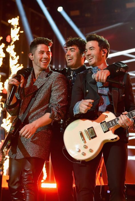 Jonas Brothers to Play Exclusive Radio Show at Webster Hall — Billboard Gig Poster, Jonas Brothers, Famous Singers, Pop Singers, Grammy Nominations, Nick Jonas, Celebrity Crush, Music Artists, Boy Bands