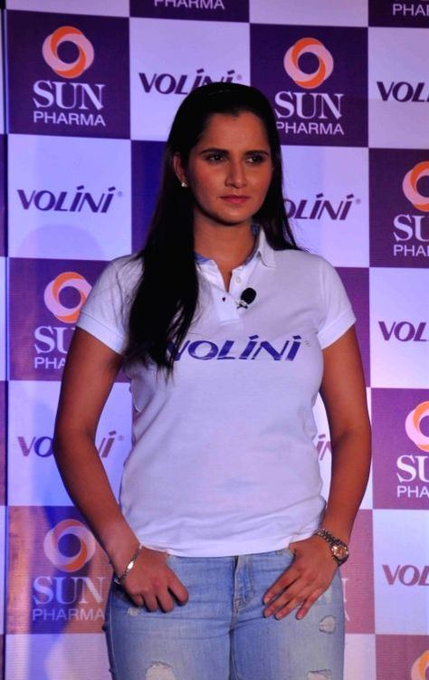 Sania Mirza Hot Pics When She Was Playing Gallery   Tennis