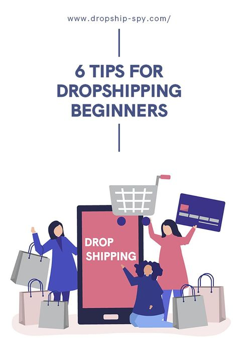 6 Tips for Dropshipping Beginners | Dropship Spy