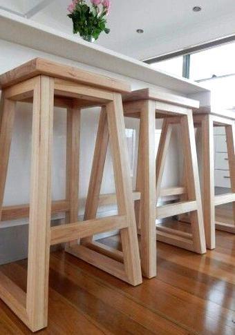 Dani Bar Stool Raw Sunshine Coast Woodworking Stool Amish Folding Step Stool Plans Round Top Bar Stool Plan In 2020 Wood Bar Stools Wooden Bar Stools Diy Bar Stools