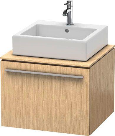 X Large Meuble Sous Lavabo Pour Plan De Toilette Xl6719 Duravit
