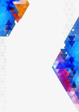 Colorful Polygonal Geometric Patterns Colorful Vector Polygonal
