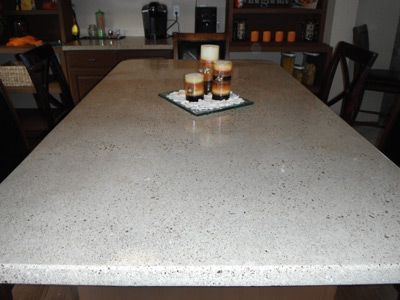 Concrete Countertop | House And Home | Pinterest | Countertop, Concrete And Concrete  Countertops