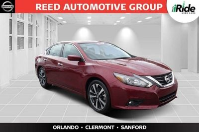 2016 Nissan Altima 2 5 Sr Cayenne Red Sedan 4 Doors 14928 To View More Details Go To Https Www Cfcarguy Automotive Group Nissan Altima Clermont