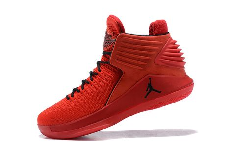 5d03274ffa4b 2018 March Sale Cheap Air Jordan 32 Gym Red Black Rosso Corsa Bright Crimson