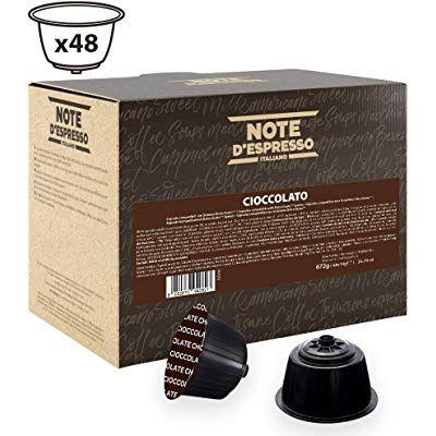 Note D Espresso Capsulas De Cafe Descafeinado Compatibles Con