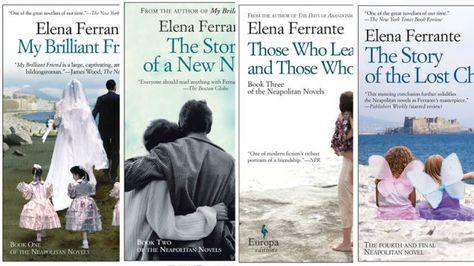 Elena Ferrante, Neopolitan Series