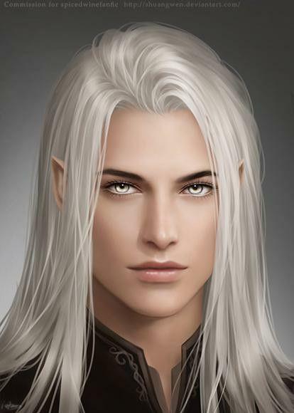 Pin By Celeste Barrett On Character Inspiration Male Fantasy Art Men Elves Fantasy Portrait