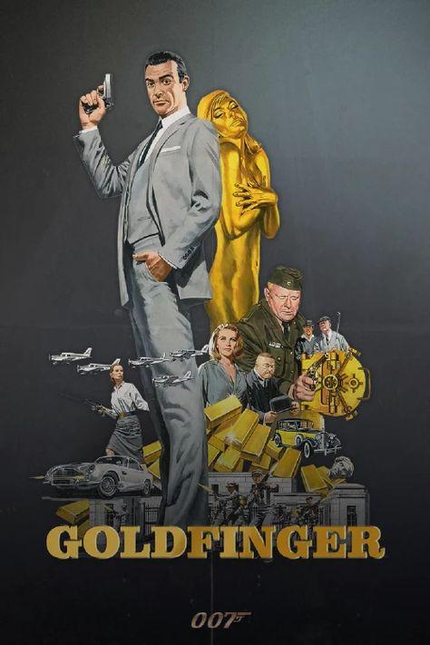 James Bond Collection Set By DrChram | TPDb